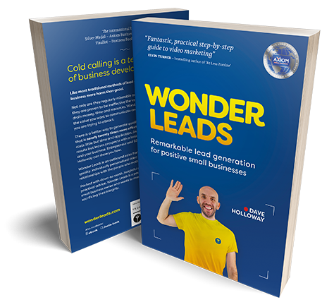 Wonder Leads book by Dave Holloway